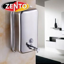 Bình đựng nước rửa tay gắn tường inox Zento  HC302